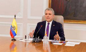El Presidente de la República, Iván Duque Márquez, anunció este lunes a los colombianos la decisión de mantener después del 13 de abril el Aislamiento Preventivo Obligatorio y la ampliación de la Cuarentena Nacional por 14 días.