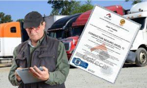 Camiones certificados